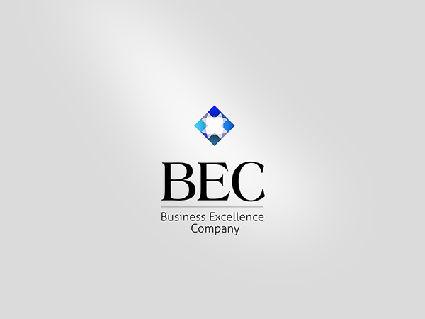 BEC logo interneto svetainės kūrimas