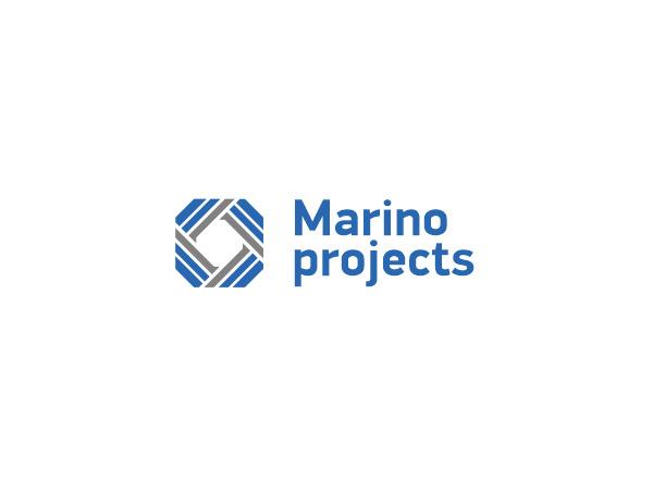 Marino projects logo interneto svetainės kūrimas