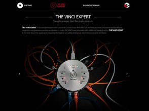 The Vinci interneto svetainės kūrimas